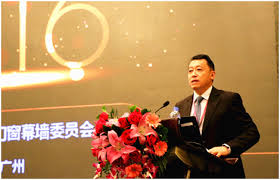 Mr. Huang Qi, the General Secretary of China Construction Metal Structure Association, who is the main organizer of the Windoor Expo